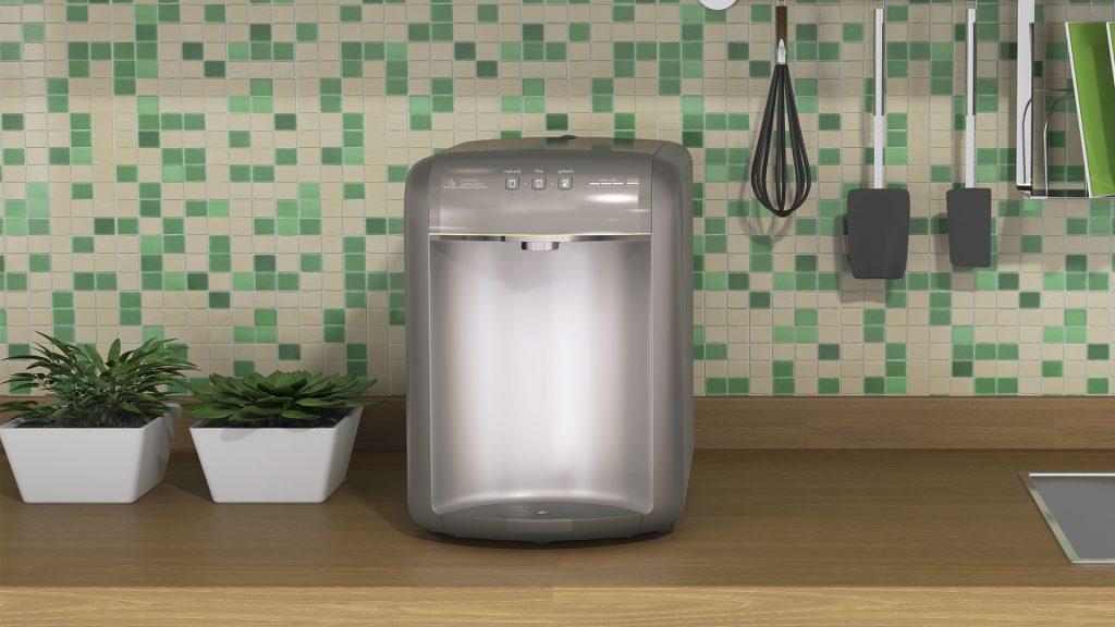 Diferença Purificador de água e Filtro