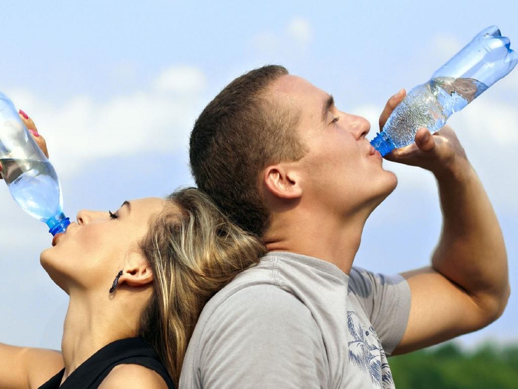 agua potável e caracteristicas