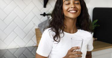 Benefícios beber água