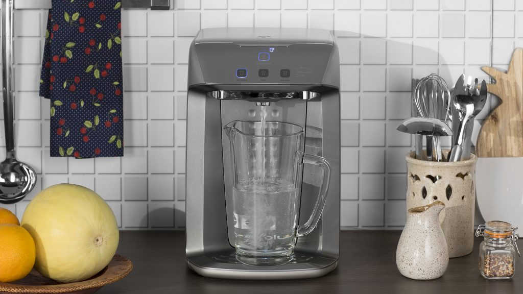Benefícios beber água filtro