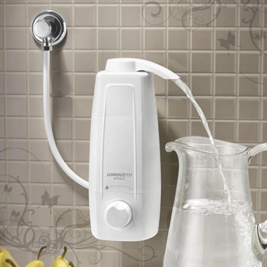 instalar purificador de água