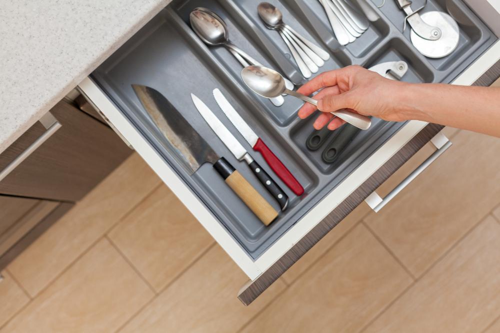 dicas como organizar cozinha