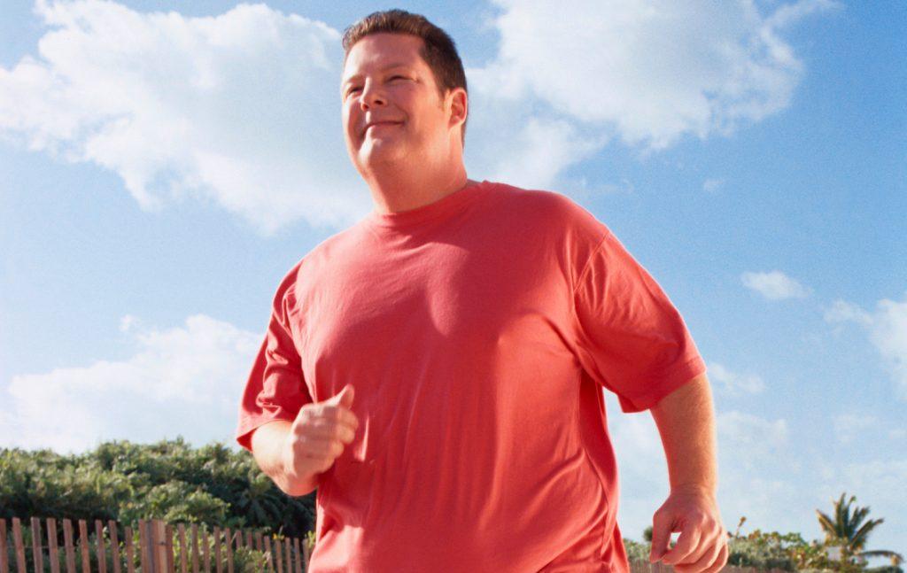 obeso exercicio