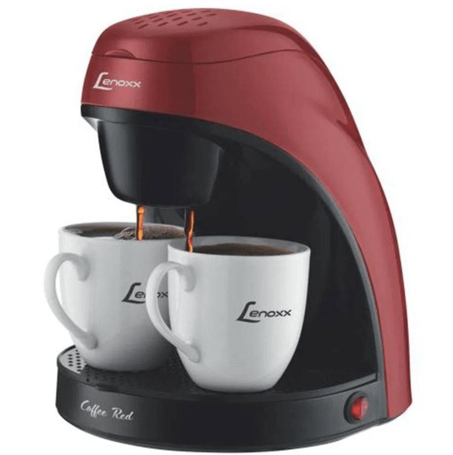 cafeteira lenoxx