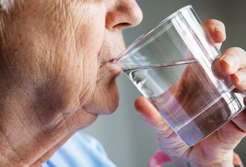 purificador de agua antibacteria